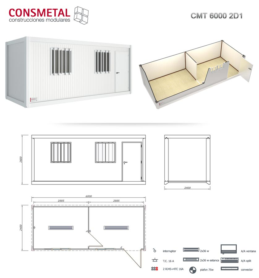 Casetas casetas de obra modulos prefabricados venta for Casetas de resina para jardin