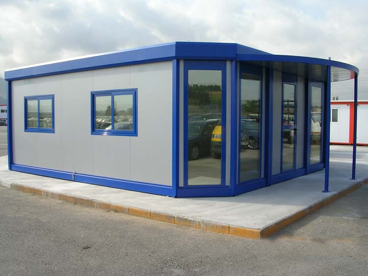Oficinas prefabricadas oficinas modulares oficinas for Oficina prefabricada