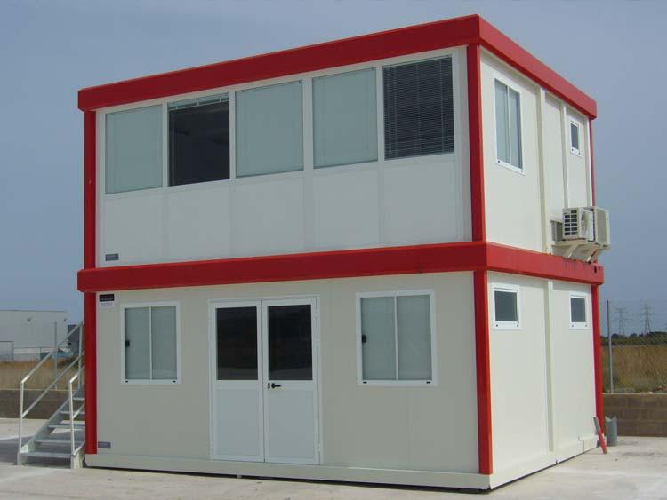 Oficinas prefabricadas oficinas modulares edificacion for Oficina prefabricada