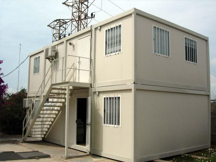 Oficinas prefabricadas de obra oficinas modulares de obra for Construccion de oficinas modulares