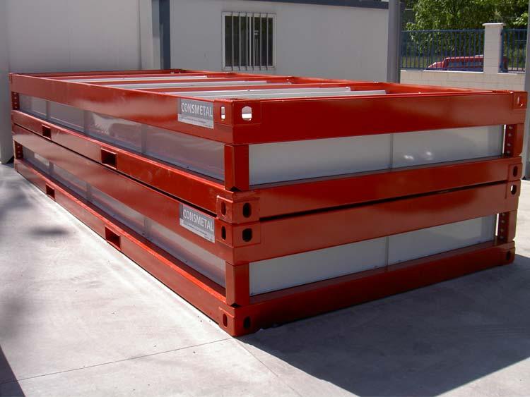 Casetas kit modulos prefabricados en kit casetas de obra for Caseta de chapa desmontable