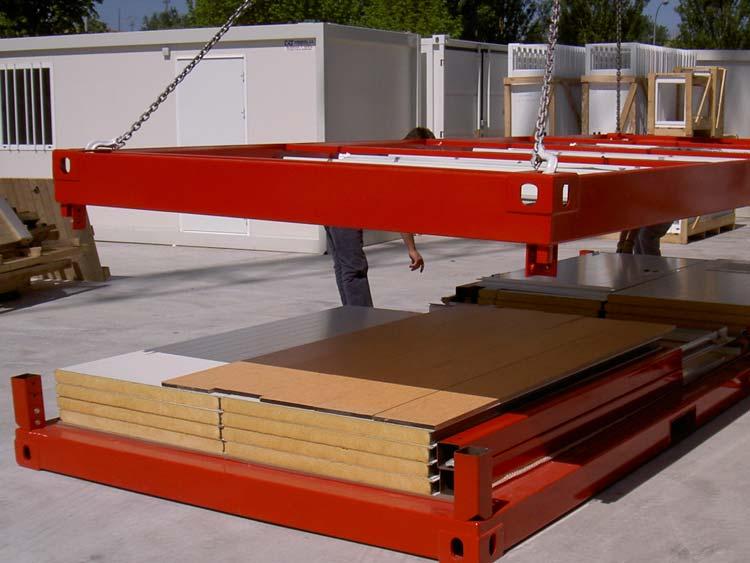 Casetas kit modulos prefabricados en kit casetas de obra - Balat modulos prefabricados ...
