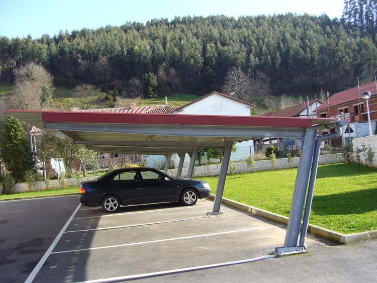 Marquesinas marquesinas parking marquesinas aparcamiento for Marquesinas para puertas de entrada