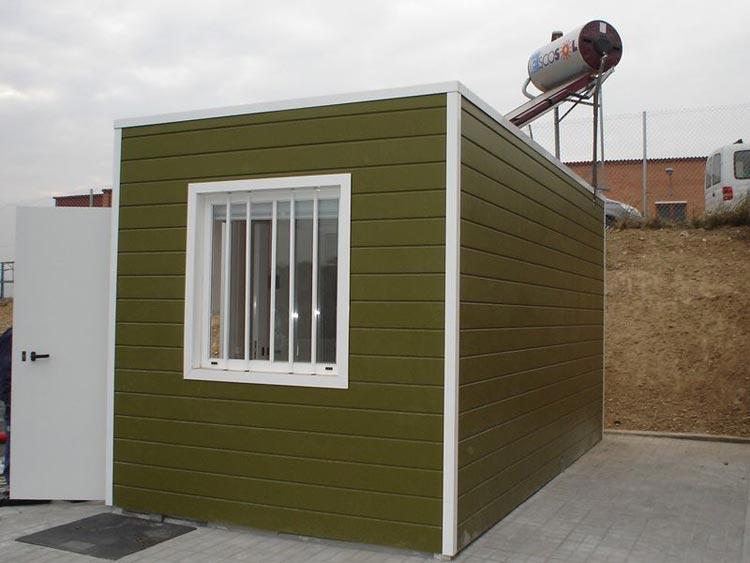 Casetas edificios y modulos prefabricados metalicos - Modulos metalicos prefabricados ...